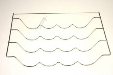 Balkonik | Półka na butelki na drzwi chłodziarki (dolna) do lodówki 00674568