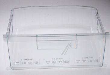 Pojemnik | Szuflada zamrażarki środkowa do lodówki Siemens 00356526