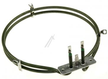 Grzałka termoobiegu 2400W piekarnika Siemens 00097855