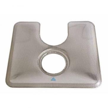 Filtr płaski (metalowy) do zmywarki Siemens 00353507