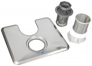 Filtr zgrubny + mikrofiltr do zmywarki Siemens 00480934