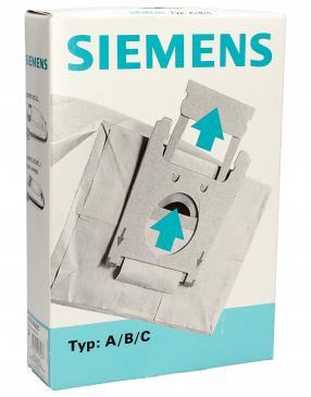 Worek do odkurzacza VZ51AFABC Siemens 5szt. (+mikrofiltr) 00461409