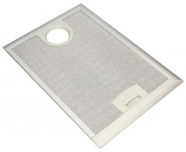 Filtr przeciwtłuszczowy metalowy do okapu 00365479