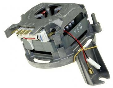 Silnik pompy myjącej (bez turbiny) do zmywarki Siemens 00489658