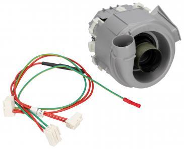 Pompa myjąca z turbiną i grzałką do zmywarki Siemens 00654575