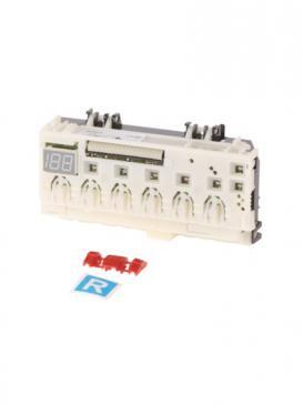 Programator | Moduł sterujący (w obudowie) skonfigurowany do zmywarki Siemens 00489014