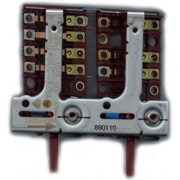Zespół regulatorów do kuchenki Siemens 00490051