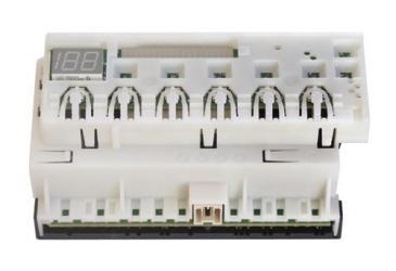 Programator   Moduł sterujący (w obudowie) skonfigurowany do zmywarki Siemens 00489607