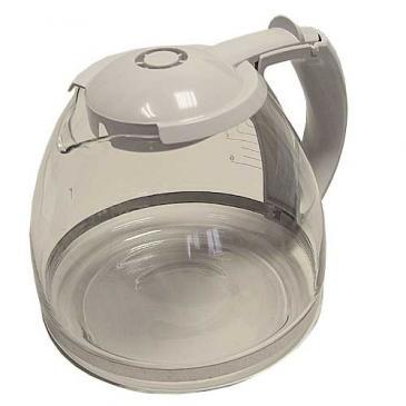 Dzbanek szklany do ekspresu do kawy (z pokrywką) Siemens 00461706