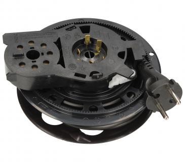 Rolka   Zwijacz kabla z wtyczką do odkurzacza Siemens 00490642
