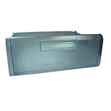 Pojemnik | Szuflada zamrażarki środkowa do lodówki Siemens 00434357