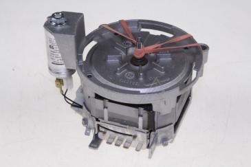 Silnik pompy myjącej (bez turbiny) do zmywarki Siemens 00490985