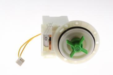 Silnik pompy odpływowej do pralki 00144309