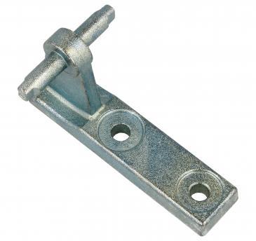 Zawias drzwi (środkowy) do lodówki Siemens 00605746