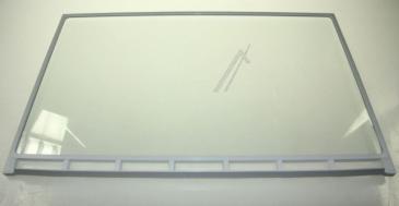 Szyba   Półka szklana kompletna do lodówki Bosch 00447988