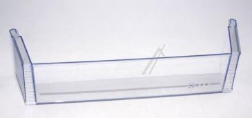 Balkonik | Półka na butelki na drzwi chłodziarki (dolna) do lodówki Siemens 00448313