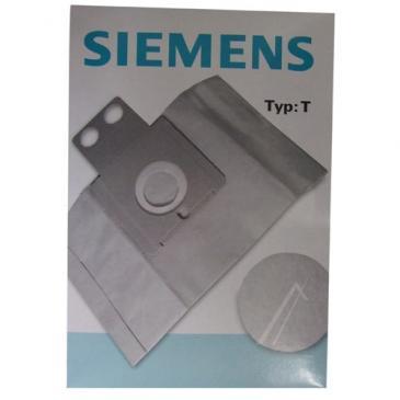 Worek do odkurzacza VZ51AFTZ TYP-T Siemens 5szt. (+filtr) 00462522