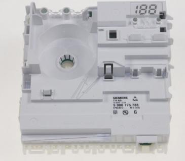 Moduł sterujący (w obudowie) skonfigurowany do zmywarki Siemens 00642318