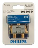 SWV4000S10 Rozgałęźnik satelitarny na złącza F 1/2 PHILIPS