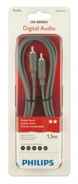 Kabel CINCH 1.5m SWA4201S10 (wtyk/wtyk)