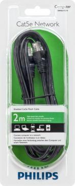 Kabel RJ-45 2m (wtyk/ wtyk) | (cat 5e) SWN211210