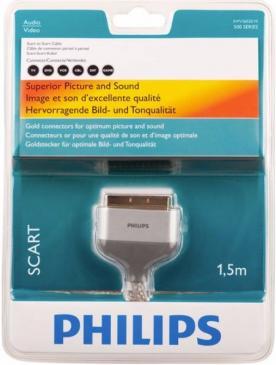 Kabel SCART 1.5m SWV3602S/10 (wtyk/wtyk)