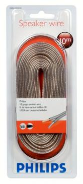 SWA2105W10 2X0,75MM kabel głośnikowy 10m, rozmiar 18 PHILIPS
