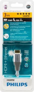 Kabel HDMI 3m SWV3433S10 (wtyk/wtyk) high quality