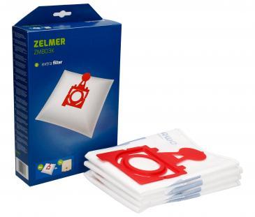 Worek Perfect Bag 49.4200 Zelmer do odkurzacza 4szt. (+filtr) ZMB03K