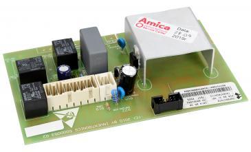 Moduł elektroniczny skonfigurowany do pralki Amica 8037970
