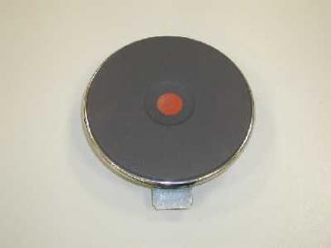 Pole grzejne średnie 2000W 180mm do płyty grzewczej Amica 8001757