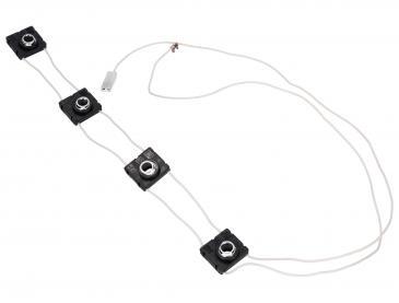 Przewód | Wiązka iskrownika do płyty ceramicznej Amica 8045544
