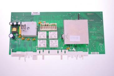 Moduł elektroniczny PC5.04.46.202 skonfigurowany do pralki Amica 8046634