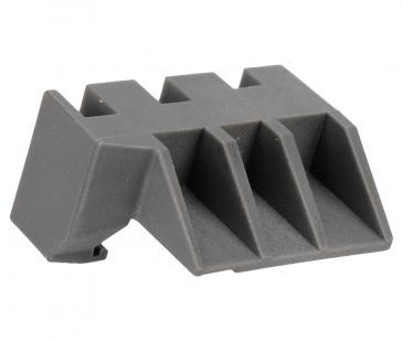 Mocowanie | Uchwyt szyby drzwi dolny lewy do piekarnika 8050964
