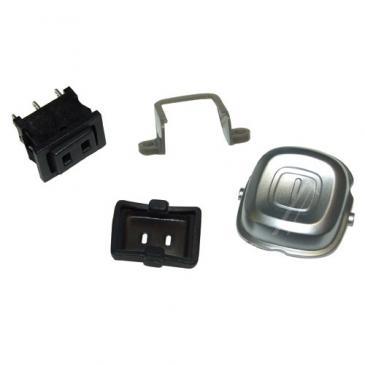 Przycisk włącznika do odkurzacza Electrolux 50299617006