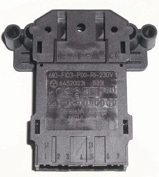 Rygiel elektryczny | Blokada drzwi do pralki Electrolux 8996452012314