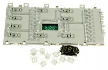 Moduł obsługi panelu sterowania do pralki 1100991072