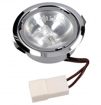 Żarówka   Lampa halogenowa (komplet) do okapu 50261584002