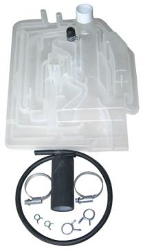 Pojemnik | Komora ciśnieniowa hydrostatu 1szt. do zmywarki Electrolux 4071340980