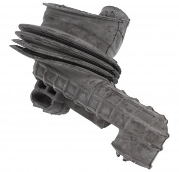 Rura | Wąż połączeniowy bęben - pompa gumowy do pralki Electrolux 1108205012