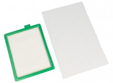 Zestaw filtrów EF55 do odkurzacza Electrolux 9000843061