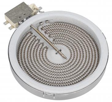 płytka grzejna | Pole grzejne małe do płyty grzewczej Electrolux 3740635218