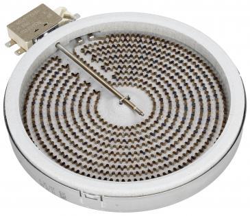 Pole grzejne średnie 1800W 180mm do płyty grzewczej Electrolux 3740636216