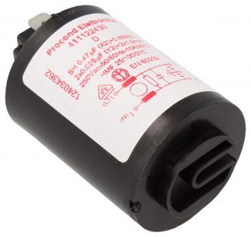 Kondensator rozruchowy do pralki Electrolux 1240343622