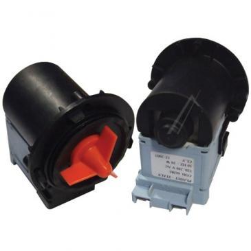 Silnik pompy odpływowej do pralki Electrolux 4071374344
