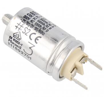Kondensator rozruchowy pompy myjącej do zmywarki AEG 1115927012