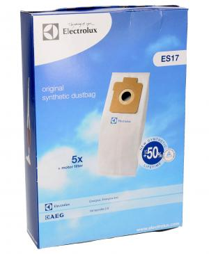 Worek do odkurzacza ES17 Electrolux 5szt. (+filtr) 9002563394