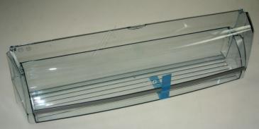 Balkonik | Półka drzwi chłodziarki z pokrywą do lodówki 2081291391