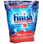 Tabletki Finish All in 1 Max Powerball 90szt. do zmywarki