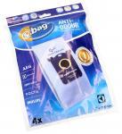 Worki S-Bag E203 (4szt.) do odkurzacza Philips (9001660076)